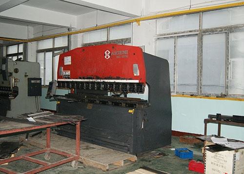 金方圆激光切割机设备